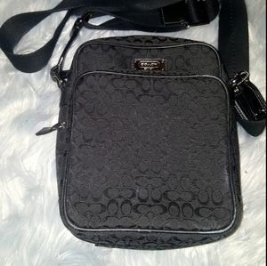 Coach Messenger Bag Black Small /S